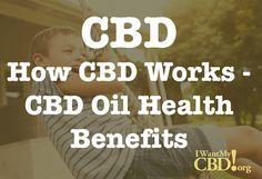 How CBD Works - CBD Oil Health Benefits Hemp Oil, Health Benefits, It Works, Nailed It