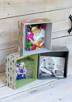 Easy DIY Shadow Box Frames - All Things Heart and Home