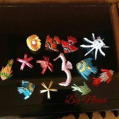 Mondo marino 3D origami