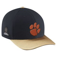 Clemson Tigers Ni... http://www.757sc.com/products/clemson-tigers-nike-college-football-playoff-2016-national-champions-locker-room-coaches-classic-99-adjustable-snapback-hat-black-vegas-gold?utm_campaign=social_autopilot&utm_source=pin&utm_medium=pin #nfl #mlb #nba #nhl #ncaaa #757sc