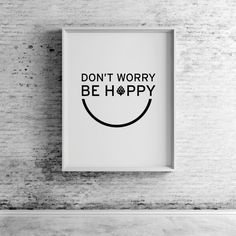 Don't Worry Be Hoppy Quote Printable Wall Art by CompassionPrints  CompassionPrints, Don't Worry Be Hoppy Quote, Beer Print, Beer mug, Beer Glass, Beer Illustration, Beer Art