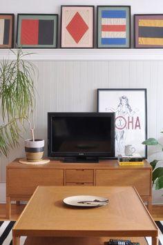 Myriam & Sebastien's Coastal-Inspired Simplicity — House Tour | Apartment Therapy