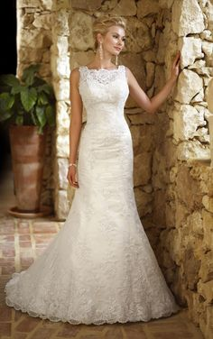 Stella York (Style 5689) Available at Ella Park Bridal- Newburgh, IN 812-853-1800 www.ellaparkbridal.com