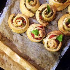 Simply vegan dinner  #Vegan #przekaski #ciasto #francuskie