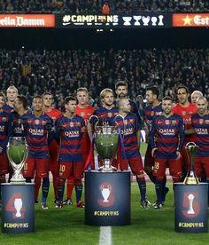 La otra cara del último partido del año | FC Barcelona