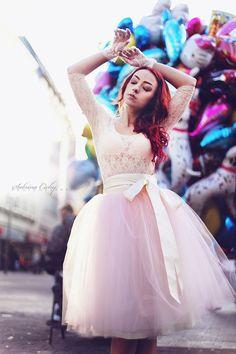 Ballerina Tutu Tutorial (say that three times fast) – A n j o u