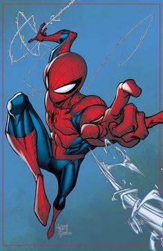 Spiderman by Jonboy007007.deviantart.com on @deviantART