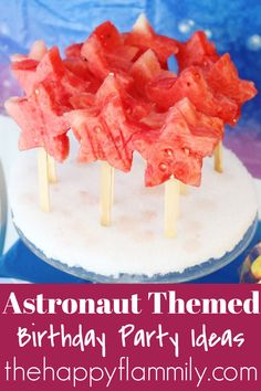 Astronaut themed birthday party. Astronaut themed birthday party games. Astronaut themed birthday party food. Outer space birthday party ideas. Outer space birthday party games. Outer space birthday cake ideas. Outer space birthday party food ideas. The best astronaut themed birthday party ideas. Astronaut birthday decor. Outer space party decor. #astronaut #birthday #party #food #games #outerspace #decor Outer Space Party, Birthday Party Games, Astronaut, Birthday Decorations, Faith, Anniversary Party Games, Loyalty, Party Outdoor, Believe