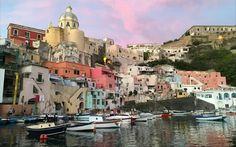 6sカメラで撮影(イタリア)。空の色が美しい