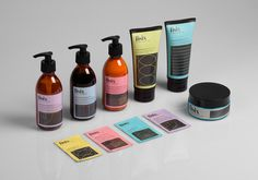 Fisix, nueva identidad gráfica y línea de packaging de Mucho