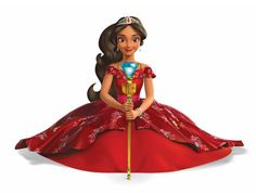 Elena with her scepter | Elena of Avalor
