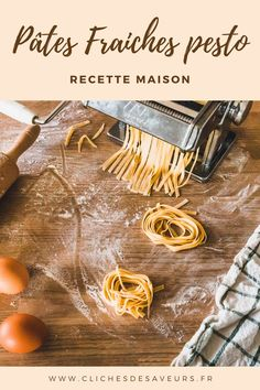 Best Italian Recipes, Recipe Boards, French Food, Voici, Images, Pasta, How To Make, One Person Recipes, Pasta Types