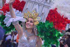 3 de enero de 2015. Carnaval Multicolor de la Frontera. Tomada por Gustavo Montenegro Cardona.