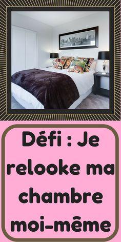 La chambre doit être aussi une pièce qui faut remodeler afin que des bonnes ondes se diffusent dès votre réveil. La chambre à coucher est l'essence de votre humeur : une chambre bien entretenue reflète votre personnalité et votre humeur.#chambre #chambrebebe #chambreenfant #diyhomedecor #maison #homedecor #homedecor #conseils #astuces #deco #decorationideas #décoration Metal Clock, Metal Wall Art, Roman Clock, Interior Decorating, Interior Design, Home Staging, Wall Art Designs, Home Goods, Bed Pillows