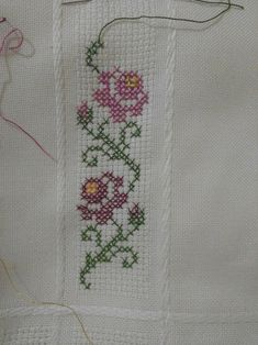 103 Likes, 3 Comments - kanevi This Pin was discovered by Ayş Tiny Cross Stitch, Cross Stitch Bookmarks, Beaded Cross Stitch, Cross Stitch Borders, Cross Stitch Flowers, Cross Stitch Kits, Cross Stitch Designs, Cross Stitching, Cross Stitch Embroidery