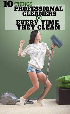 You don't have to hire a professional house cleaner to have an immaculate home! … You don't have to hire a professional house cleaner to have an immaculate home! These 10 tips that professional. Safe Cleaning Products, House Cleaning Tips, Deep Cleaning, Spring Cleaning, Cleaning Hacks, Cleaning Checklist, House Cleaner Checklist, Home Cleaning Services, Clean House Tips