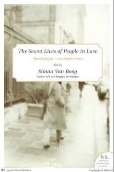 The Secret Lives of People in Love   On my list