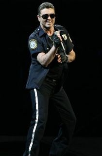 George Michael - 25Live  21 July 2008 New York