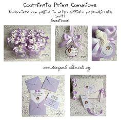 1ST COMMUNION decorations coordinato PRIMA COMUNIONE
