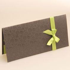 Hochzeitseinladung ♥ Klappkarte ♥ Vögelchen ♥ mit etwas Farbe ...