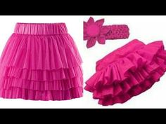 New Sewing Clothes Couture Skirt Tutorial Ideas Sewing Baby Clothes, Sewing Shirts, Diy Clothes, Baby Dress Patterns, Sewing Patterns Girls, Clothes Patterns, Skirt Patterns, Diy 2019, Baby Dress Design