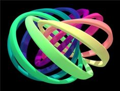 The very first experimental observations of knots in quantum matter have just been reported. The scientists created knotted solitary waves, or knot solitons, in the quantum-mechanical field describing a gas of superfluid atoms, also known as a Bose--Einstein condensate.