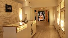 House of Amber - Our shop in Helsinki, Finland