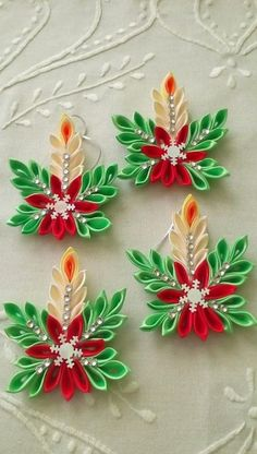 Diy Christmas Ornaments Paper Noel 16+ New Ideas #diy