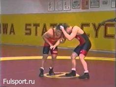 Iowa State Wrestling Drill 4 Video SeriesDouble Leg Takedowns And Front Headlocks - YouTube