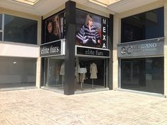"""Elite Furs"" retail store in Cyprus (Limassol)"