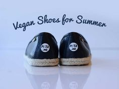 16 Vegan Shoes for Summer! Finish out that #OOTD with some sweet cruelty-free kicks. #VeganFashion