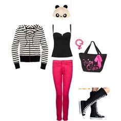 Polyvore Outfit I Put Together but i would just have regular shoes