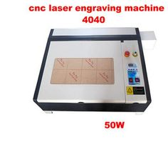 Latest co2 laser cutting machine Super with all functions,LY 4040 ,50W mini laser engraving machine,No tax free ship from CN! #Affiliate