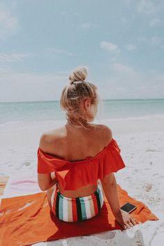 @gracie_parker Albion Fit Florida Beach