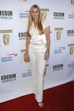 Louise Lombard, White Pants, Mirrors, Las Vegas, Jumpsuit, Feminine, Celebrities, House, Image