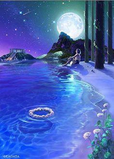 Artist Kagaya Fairy Myth Mythical Mystical Legend Elf Fairy Fae Wings Fantasy Elves Faries Sprite Nymph Pixie Faeries Enchantment Forest Whimsical Whimsy Mischievous Fantasy Dragon Dragons Sword Sorcery Magic Fairies Mermaids Mermaid Siren Ocean Sea Enchantment Sirens Witch Wizard Surreal Zodiac Astrology *** http://www.kagayastudio.com/ *** kagaya.deviantart.com ***