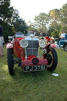 1932 MG F-Type Magna Imagen