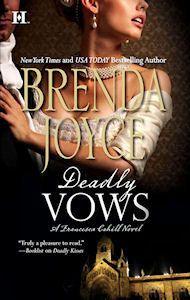 Deadly Vows (Francesca Cahill Deadly, #9)