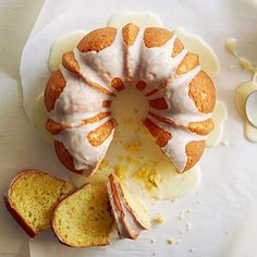 Whole Orange Cake | MyRecipes.com