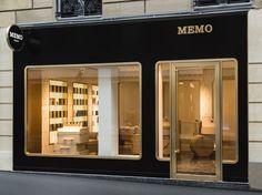 Boutique Memo Paris