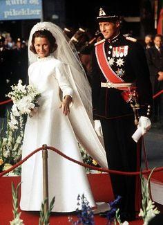 royaltyspeaking:  Harald and Sonja, 1968