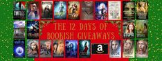 A fun, festive and fabulous giveaway! YA paperbacks, book-themed swag, and a $50 Amazon gift card are up for grabs :)