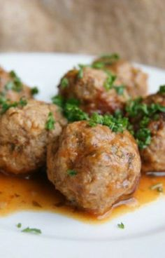 "Low FODMAP and Gluten Free Recipe --  Spanish meatballs ""albondigas""  --- (Update)   -- http://www.ibssano.com/low_fodmap_recipe_spanish_meatballs_abondgas.html"