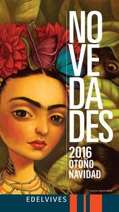 Catálogo de novedades literatura otoño 2016 edelvives