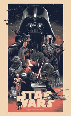 "pixalry: "" Star Wars Triptych Poster - Created by Grzegorz Domaradzki Limited edition prints available for sale at Bottleneck Gallery on November 12 pm ET. Star Wars Fan Art, Theme Star Wars, Images Star Wars, Star Wars Pictures, Tv Star, Star War 3, Star Wars Poster, Movie Poster Art, Poster S"