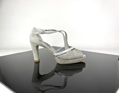 Peeptoe piel ante gris ¡shopping shoes from madrid to worldwide!