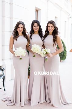 Off The Shoulder Mermaid Lace Satin Bridesmaid Dresses Long 2018 in ... 514093fab4cd