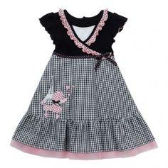 Cute Poodle Dress.