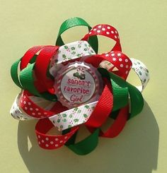 Hairbows  Girls Hair Accessories  by oliviasgirlyboutique on Etsy, $7.00