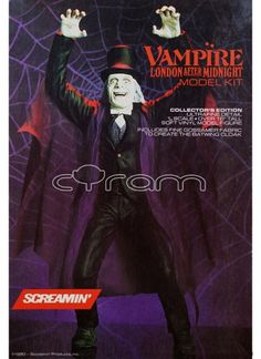 1/4 London After Midnight Vampire (Lon Chaney) Screamin' (http://www.cyram-entertainment.de/shop/products/Modellbau/Fantasy-Horror/Classic-Horror/London-after-Midnight-Vampir-Lon-Chaney.html)